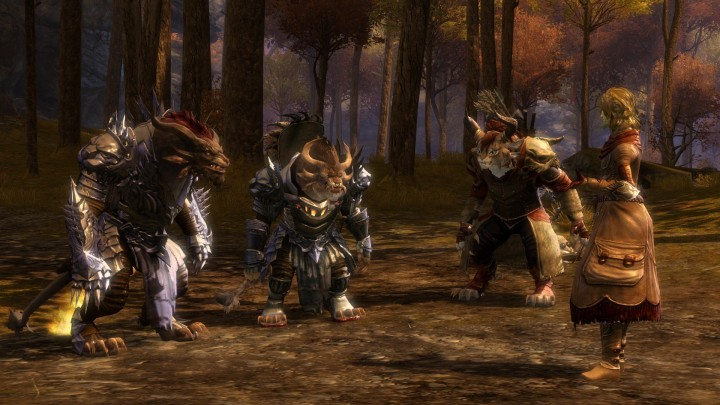 Guild Wars 2 Update: The Dragons Reach Part II
