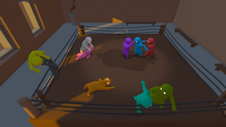 Double Fine to publish Gang Beasts