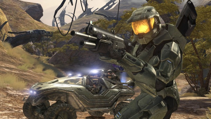 Halo: The Master Chief Collection Forge and Halo 3 Update