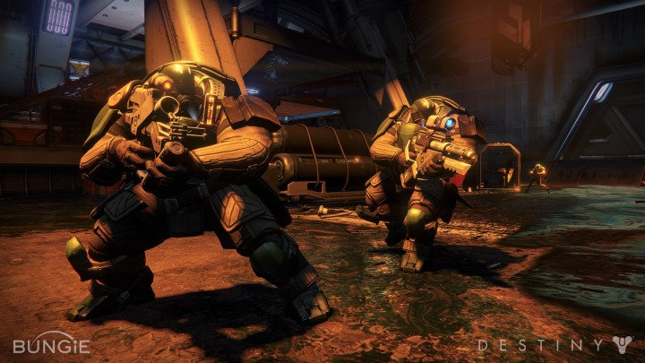 Destiny countdown continues; The Reef, Iron Banner and Live test!