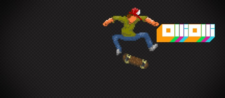 OlliOlli Releases on the PS4 and PS3 Today