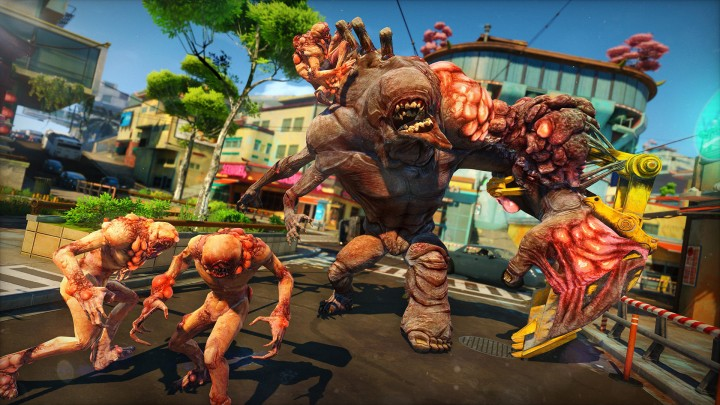 Learn about the awesomepocalypse with the Sunset Overdrive: Behind the Scenes video