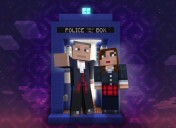 Doctor Who Coming to Minecraft on Xbox 360