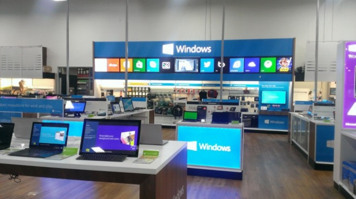 Windows Department: Inside 24 New Chicago Best Buy Stores