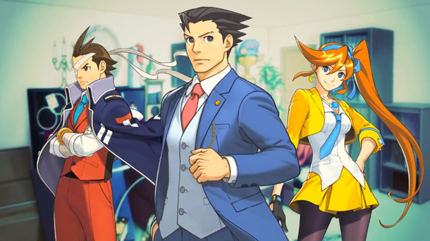 Phoenix Wright: Ace Attorney – Dual Destinies is Coming to iOS Devices