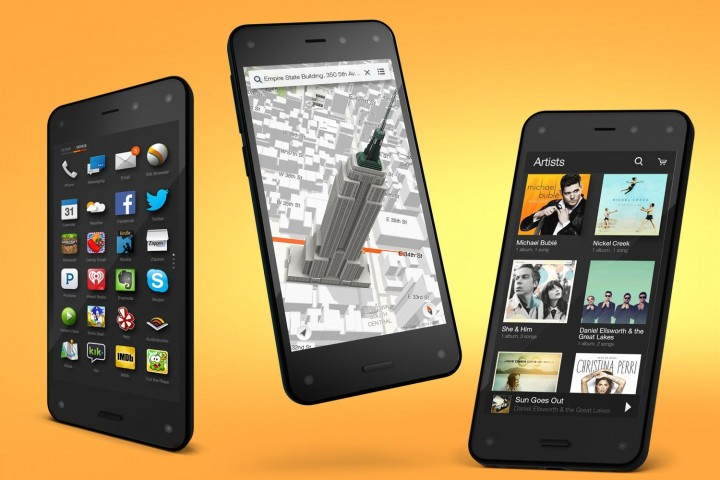 Amazon's Fire Phone is Suffering from Poor Sales