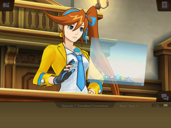 Phoenix Wright: Ace Attorney - Dual Destinies coming soon to iOS devices
