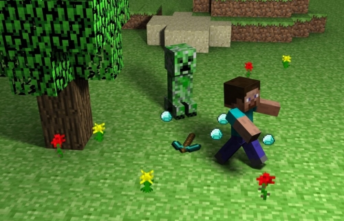 Minecraft failed its certification test for the PS4, PS Vita and Xbox One