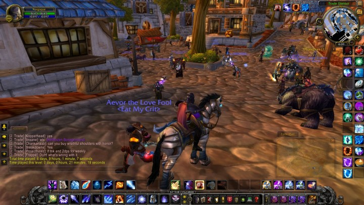 "Manhattan Professor claims that WoW ""can be a religious experience"""
