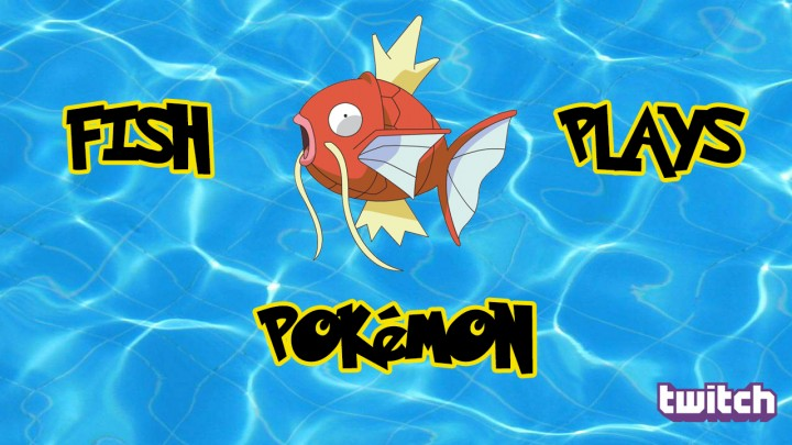 Fish Plays Pokémon