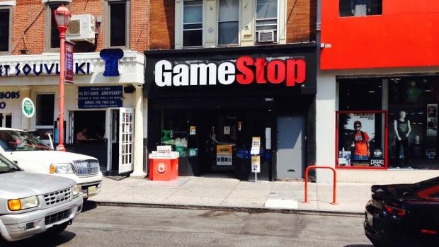 GameStop in Philadelphia's New Policy Requiring Fingerprints