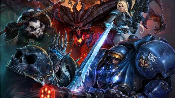 Heroes of the Storm Drop Artifact System
