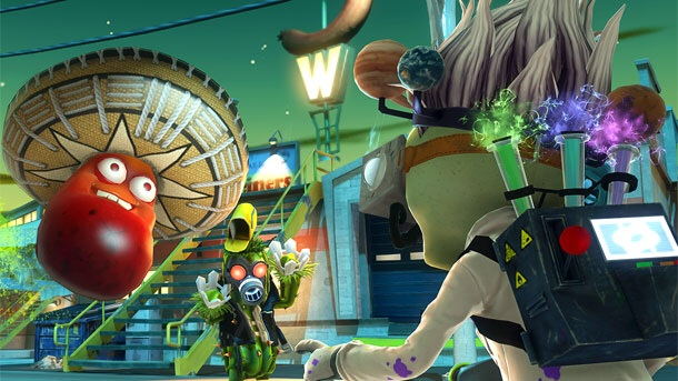 New Plants vs Zombies: Garden Warfare DLC incoming