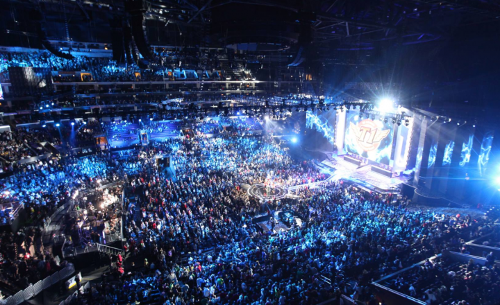 League of Legends Finals viewed by 27 million