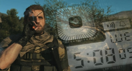 Metal Gear Solid V: The Phantom Pain Multiplayer Footage Revealed