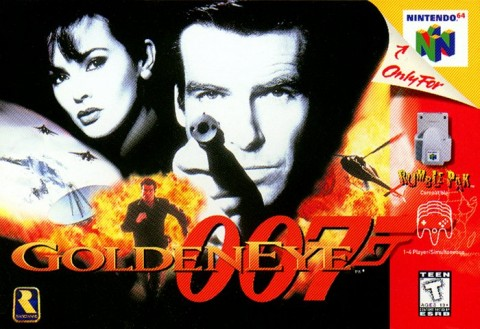 GoldenEye 007 N64: James Bond Vs. Jimmy Fallon