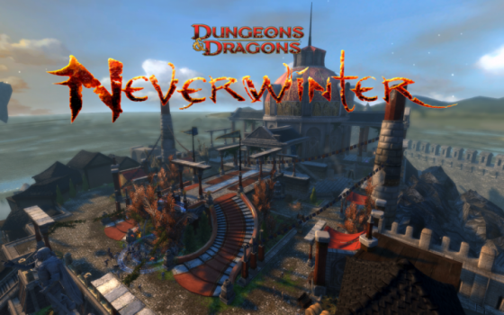 Neverwinter MMORPG Coming To Xbox One