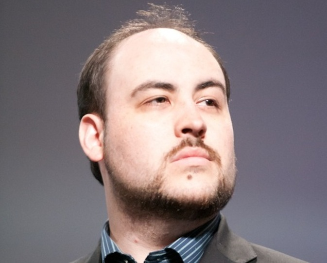 TotalBiscuit aka The Cynical Brit aka John Bain, who has been harassed online by Zoe's fans