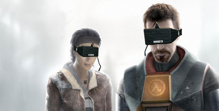 Oculus Rift News: The Closest We'll Get To Half-Life 3 This Year