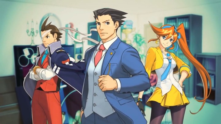 Phoenix Wright Dual Destinies Now Available for iOS