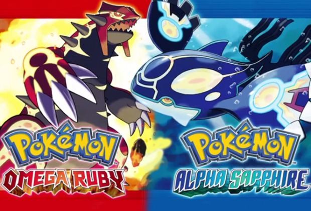 New Footage from Pokemon Omega Ruby and Alpha Sapphire