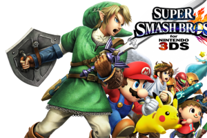 """Super Smash Bros. 3DS revisits the '90s with """"Settle it in Smash"""" ads"""