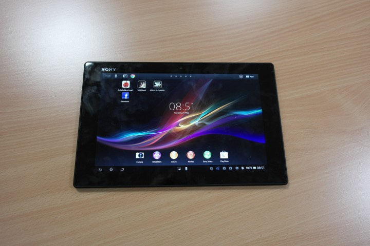 New Sony Xperia Tablet Annoucement On The Way?