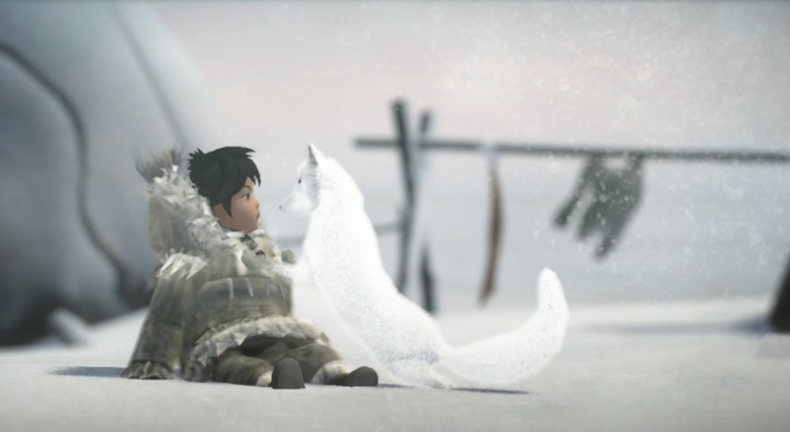 Never Alone Based on Alaskan Indigenous Folklore