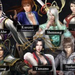 Two New Male Characters in Warriors Orochi 3: Ultimate