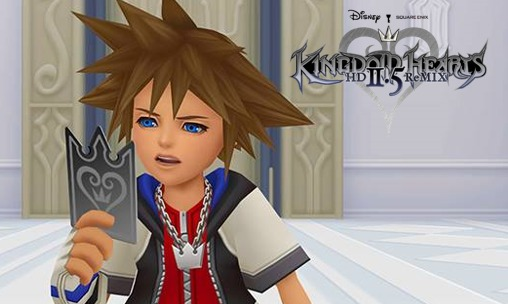 Best WTF HD Screenshots for Kingdom Hearts II.5