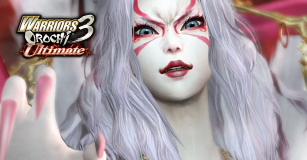 Warriors Orochi 3: Ultimate: Japanese and Chinese Demon