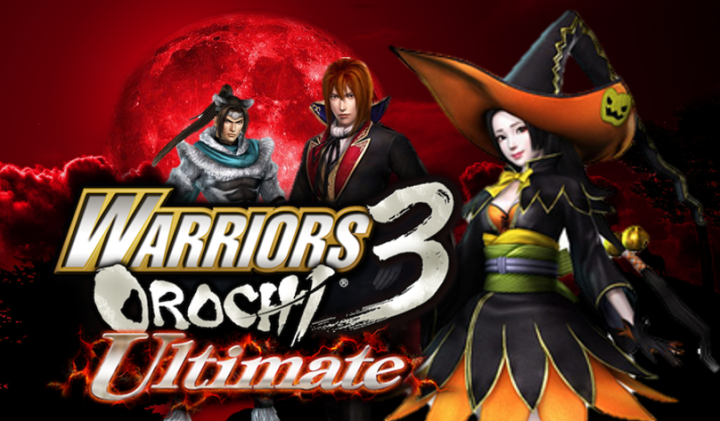 Warriors Orochi 3 Ultimate: Preorder for Halloween Costumes