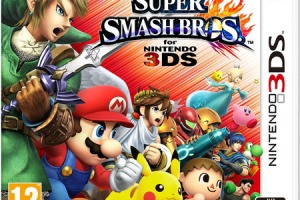 Super Smash Bros 3DS: Five minutes of gameplay