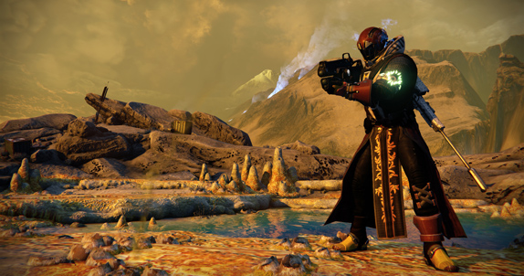 New Destiny Trailers Show Off Action, Accolades