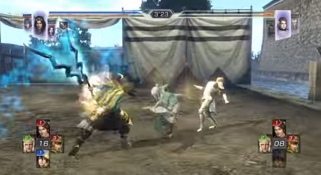 Watch Duel Mode Rotation in Warriors Orochi 3: Ultimate