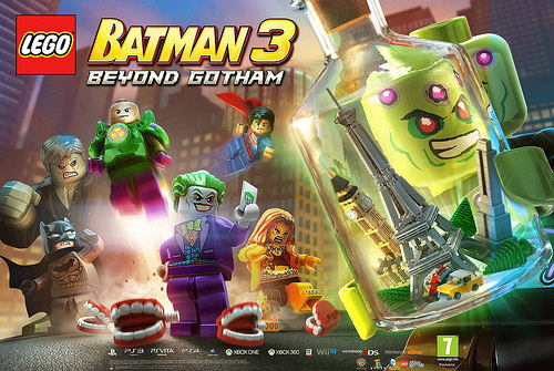 Lego Batman 3: Beyond Gotham Will Receive PlayStation Exclusive DLC