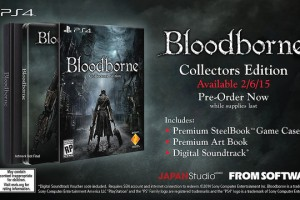 Bloodborne's Western Release Date and Collector's Edition Announced