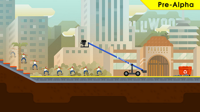 OlliOlli2: Welcome to Olliwood Announced