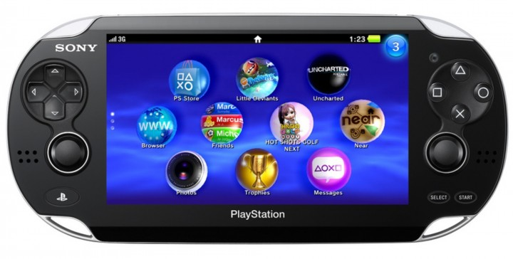 PS Vita Update 3.30 will Introduce Themes