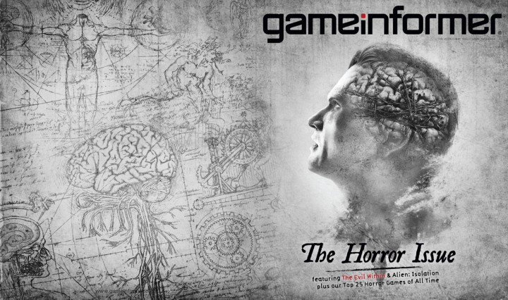 The Evil Within Game Informer