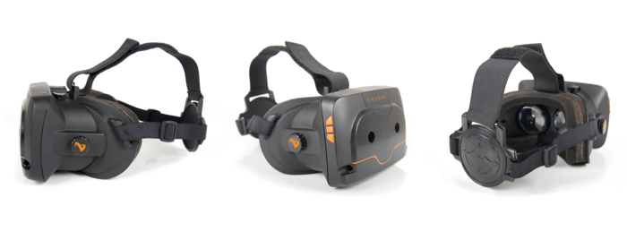 """Oculus Rift Alternative """"Totem"""" Launches Crowdfunding Campaign"""
