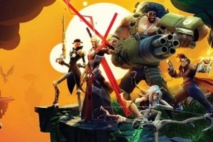 Gearbox's Battleborn Gameplay Footage Released