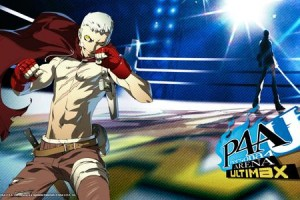 Shadow Akihiko is coming to Persona 4 Arena Ultimax