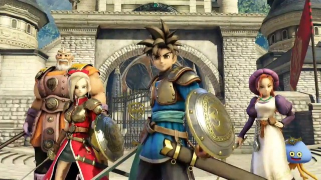 Dragon Quest Heroes Gameplay Footage Revealed at TGS