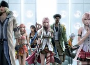 Final Fantasy XIII Trilogy Coming to PC