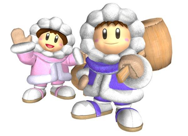 Nintendo Explains why Ice Climbers are not in the new Super Smash Bros. Games