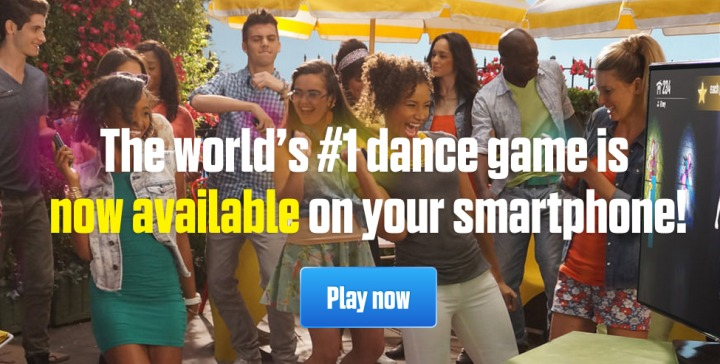 Just Dance Now Releases Today For iOS and Android