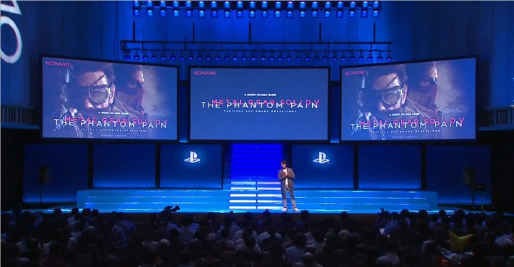 Metal Gear Solid V: The Phantom Pain Announcement to Happen at Tokyo Game Show in 2 Weeks