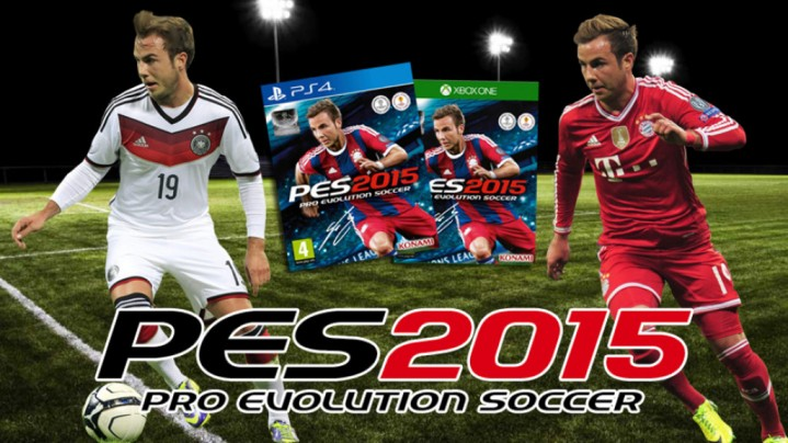 PES 2015 Runs At 1080p On PS4, Only 720p On Xbox One