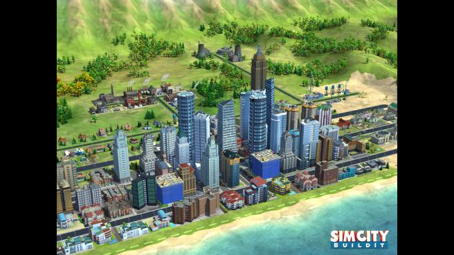 EA reveals more information for their upcoming title SimCity BuildIt
